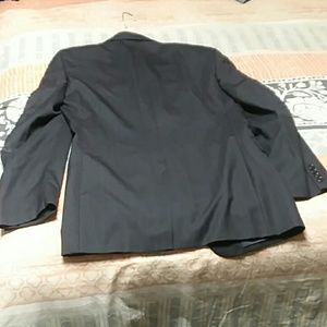 Jos. A. Bank Suits & Blazers - Joseph A. Bank Black Wool Suit